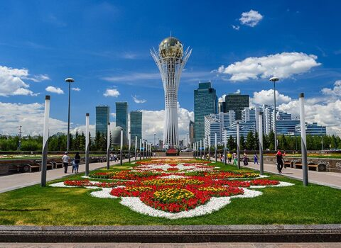 Kazakhstan, Nursultan city
